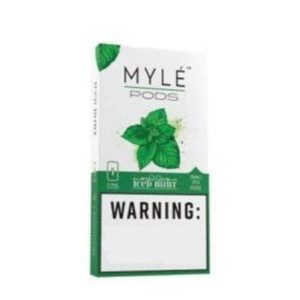 Myle Iced Mint